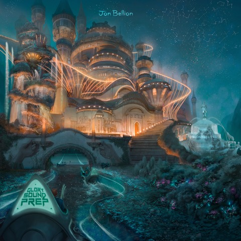 √Glory Sound Prep (Ltd. Colored Vinyl) von Jon Bellion - LP jetzt im Bravado Shop