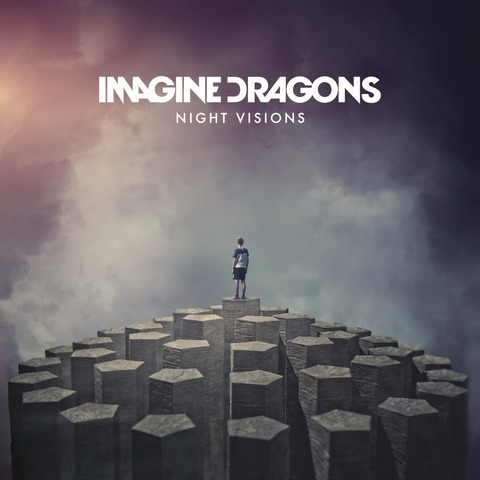 √Night Visions (Limitierte Coloured Vinyl Re-issue) von Imagine Dragons - LP jetzt im Bravado Shop