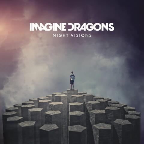 Night Visions (Limitierte Coloured Vinyl Re-issue) von Imagine Dragons - LP jetzt im Bravado Shop