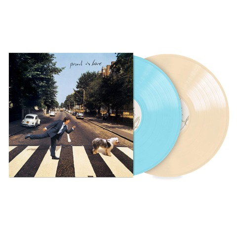 √Paul Is Live (Ltd. Coloured 2LP) von Paul McCartney - 2LP jetzt im Bravado Shop