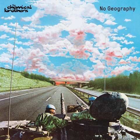 √No Geography von The Chemical Brothers - CD jetzt im Bravado Shop