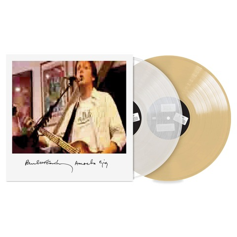 Amoeba Gig (Ltd. Coloured 2LP) von Paul McCartney - 2LP jetzt im Bravado Shop