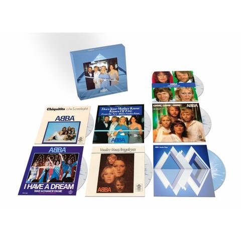 "Voulez Vous (Limited 7"" Vinyl Box) von ABBA - Boxset jetzt im Bravado Store"