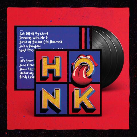 √Honk (3LP) von The Rolling Stones - LP jetzt im Bravado Shop