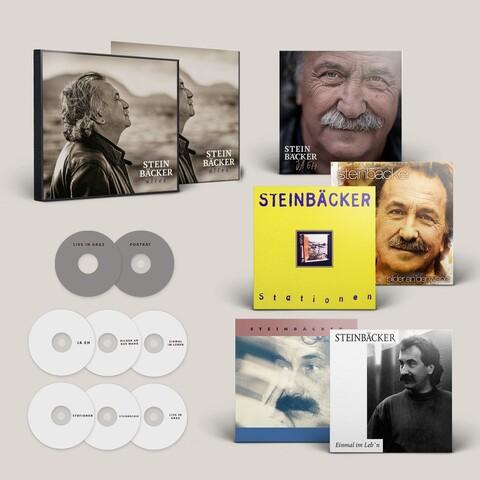 √alles (Super-Premium-Box) von Gert Steinbäcker - LP jetzt im Bravado Shop