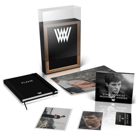 √Irgendwie anders (limitierte Fanbox) von Wincent Weiss - LP jetzt im Bravado Shop