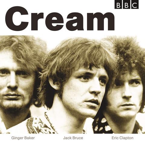 Cream - BBC Sessions (2LP Deluxe) von Cream - LP jetzt im Bravado Shop