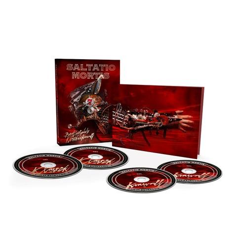 √Brot und Spiele - Klassik & Krawall (Ltd. Deluxe) von Saltatio Mortis - CD jetzt im Bravado Shop