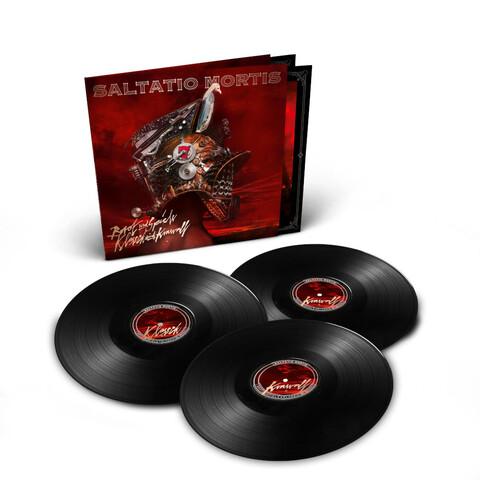 √Brot und Spiele - Klassik & Krawall (Ltd. Edt.) von Saltatio Mortis - LP jetzt im Bravado Shop