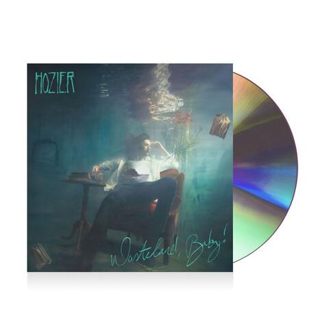 √Wasteland, Baby! von Hozier - CD jetzt im Bravado Shop