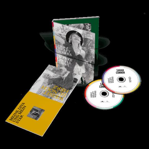 √HERZ KRAFT WERKE (Deluxe Edition) von Sarah Connor - CD jetzt im Bravado Shop