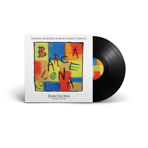 √Barcelona von Freddie Mercury - LP jetzt im Bravado Shop