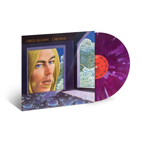 √Laid Back (Ltd. Coloured LP) von Gregg Allman - LP jetzt im Bravado Shop