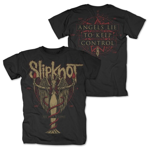 √Angels Lie von Slipknot - T-Shirt jetzt im Bravado Shop