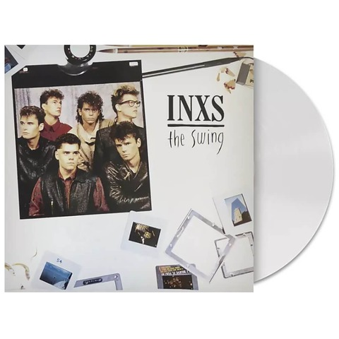 The Swing (Ltd. Coloured LP) von INXS - LP jetzt im Bravado Shop