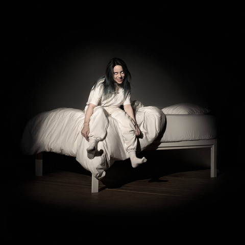 When We All Fall Asleep, Where Do We Go? von Billie Eilish - CD jetzt im Bravado Shop