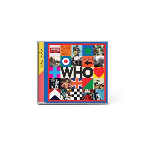 √Who von The Who - CD jetzt im Bravado Shop