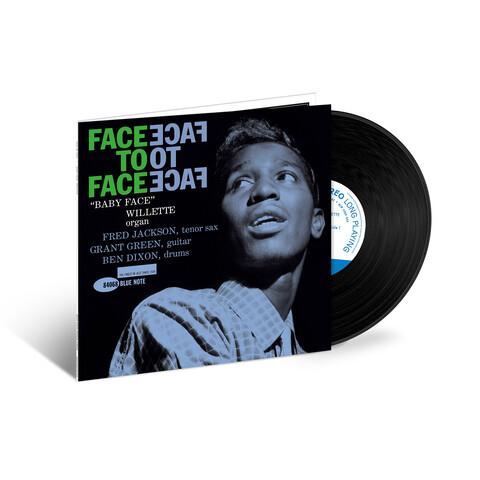 √Face To Face (Tone Poet Vinyl) von Baby Face Willette Quartet -  jetzt im Bravado Shop
