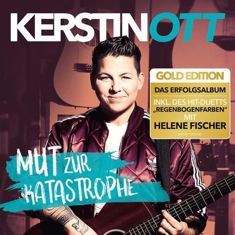 √Mut zur Katastrophe (Gold Edition) von Kerstin Ott - CD jetzt im Bravado Shop