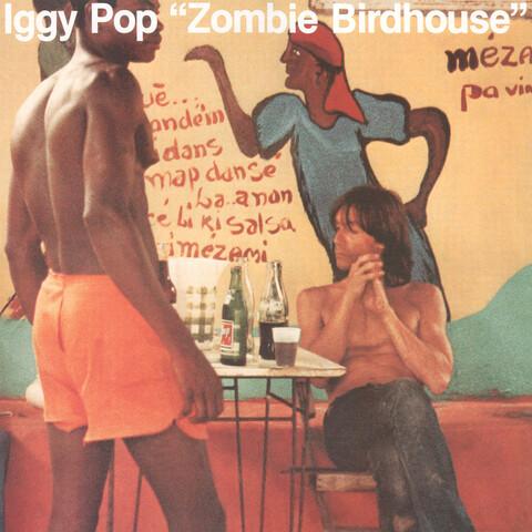 √Zombie Birdhouse (Black Vinyl) von Iggy Pop - LP jetzt im Bravado Shop