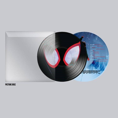 √Spider-Man: Into the Spider-Verse (ltd. Picture Disc) von Spiderman - LP jetzt im Bravado Shop