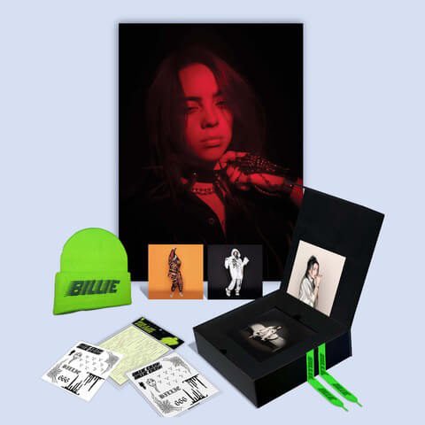 √When We All Fall Asleep, Where Do We Go? (Super Deluxe Fan Box) von Billie Eilish - CD jetzt im Bravado Shop