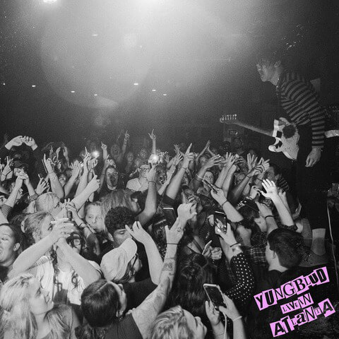 YUNGBLUD, Live in Atlanta von Yungblud - CD jetzt im Bravado Shop