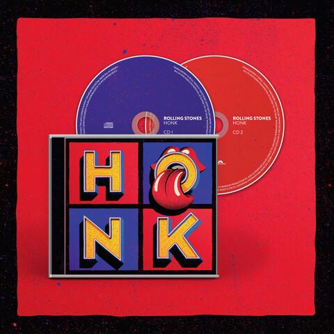 √Honk von The Rolling Stones - CD jetzt im Bravado Shop