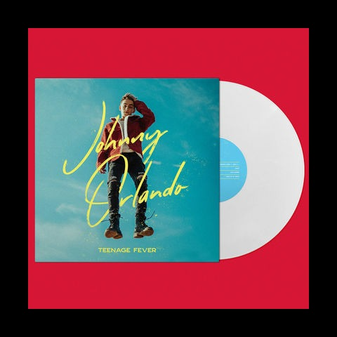 √Teenage Fever (White LP) von Johnny Orlando - LP jetzt im Bravado Shop
