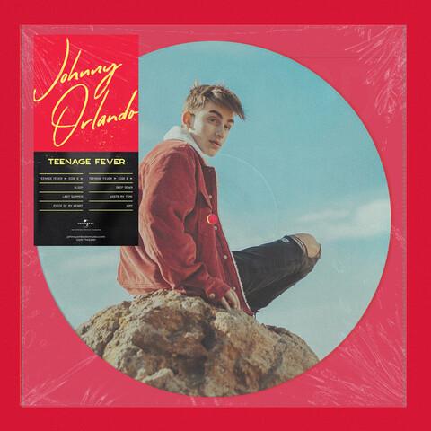 √Teenage Fever (Picture Disc) von Johnny Orlando - LP jetzt im Bravado Shop