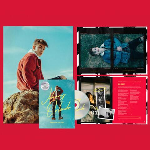 Teenage Fever Fanzine von Johnny Orlando - CD jetzt im Bravado Shop