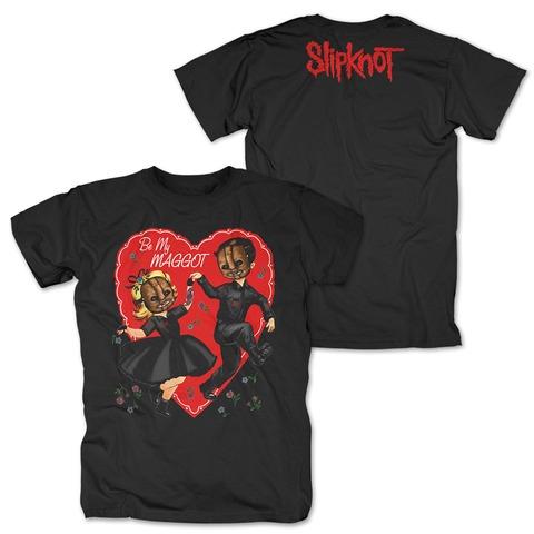 √Valentine's Maggots von Slipknot - T-Shirt jetzt im Bravado Shop