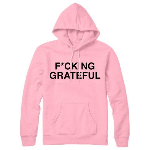 √F*cking Grateful von Ariana Grande - Hood sweater jetzt im Bravado Shop