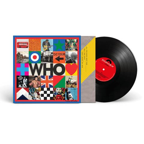 √Who von The Who - LP jetzt im Bravado Shop