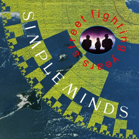 Street Fighting Years (2LP) von Simple Minds - 2LP jetzt im Bravado Shop