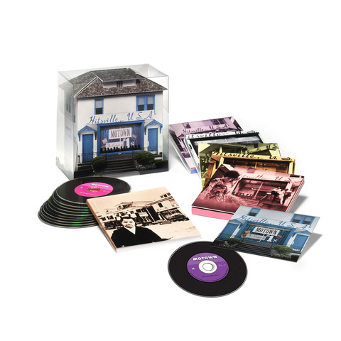 √Motown: The Complete No 1's (Ltd. 60th Anniversary Boxset Edition) von Motown - Box set jetzt im Bravado Shop