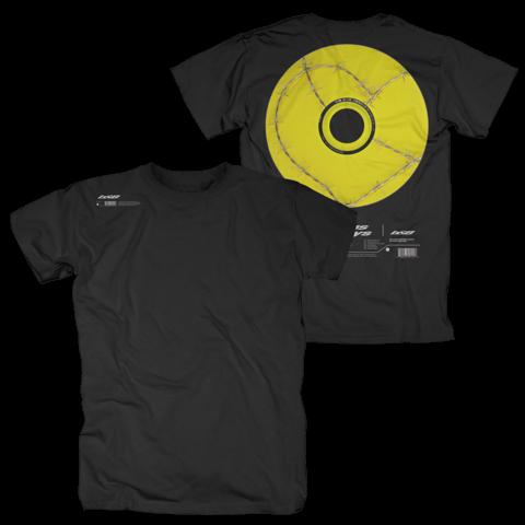 √Yellow Record von Post Malone - T-Shirt jetzt im Bravado Shop