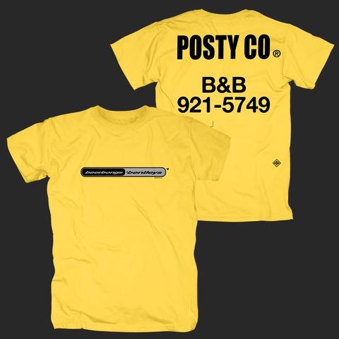 √B&B von Post Malone - T-Shirt jetzt im Bravado Shop