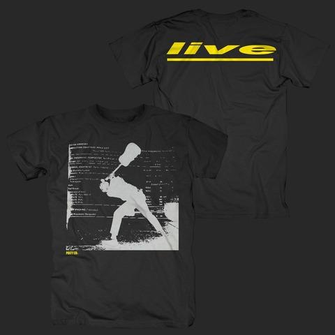 √Live von Post Malone - T-Shirt jetzt im Bravado Shop