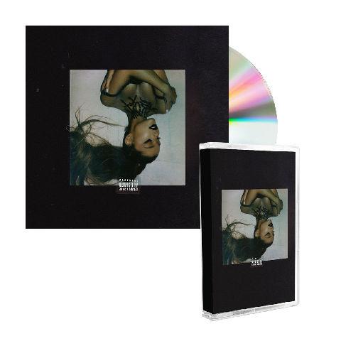 √thank u, next (cd+kassette bundle) von Ariana Grande - CD jetzt im Bravado Shop