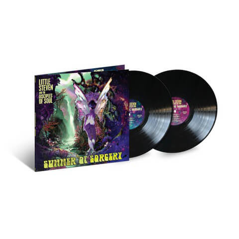 √Summer Of Sorcery von Little Steven & The Disciples Of Soul - LP jetzt im Bravado Shop