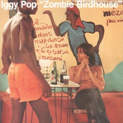 Zombie Birdhouse (Limited Orange LP) von Iggy Pop - LP jetzt im Bravado Shop