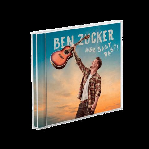 Wer sagt das?! von Ben Zucker - CD jetzt im Bravado Shop