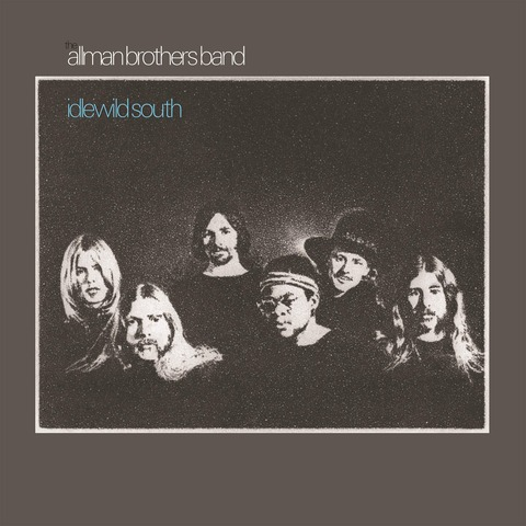 √Idlewild South (Ltd. Coloured LP) von The Allman Brothers Band - LP jetzt im Bravado Shop