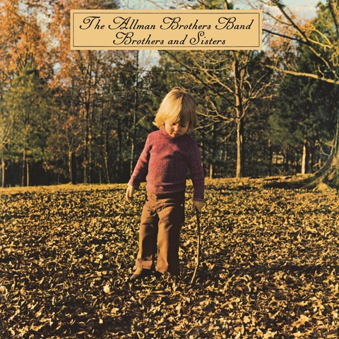 √Brothers And Sisters (Ltd. Coloured LP) von The Allman Brothers Band - LP jetzt im Bravado Shop