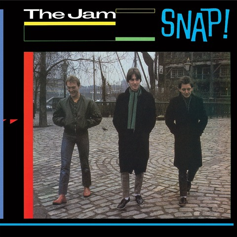 √Snap! (2019 Reissue) von The Jam - 2LP jetzt im Bravado Shop
