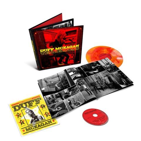 √Tenderness (Ltd. Deluxe Book) von Duff McKagan - CD jetzt im Bravado Shop