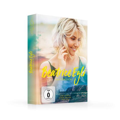 √Natürlich! (Ltd. Super Deluxe Edition) von Beatrice Egli - 3 CD, DVD, BR jetzt im Bravado Shop