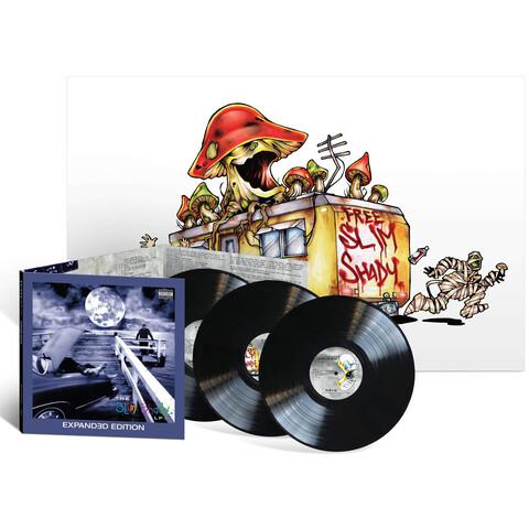 √The Slim Shady LP (Expanded Edition 3 LP) von Eminem - 3LP jetzt im Bravado Shop