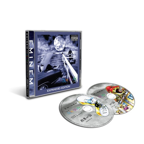 √The Slim Shady LP (Expanded Edition - 2 CD) von Eminem - 2CD jetzt im Bravado Shop